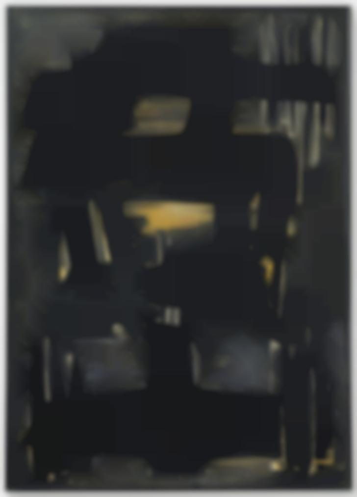 Pierre Soulages-Peinture 162 X 114Cm, 29 Aout 1958-1958