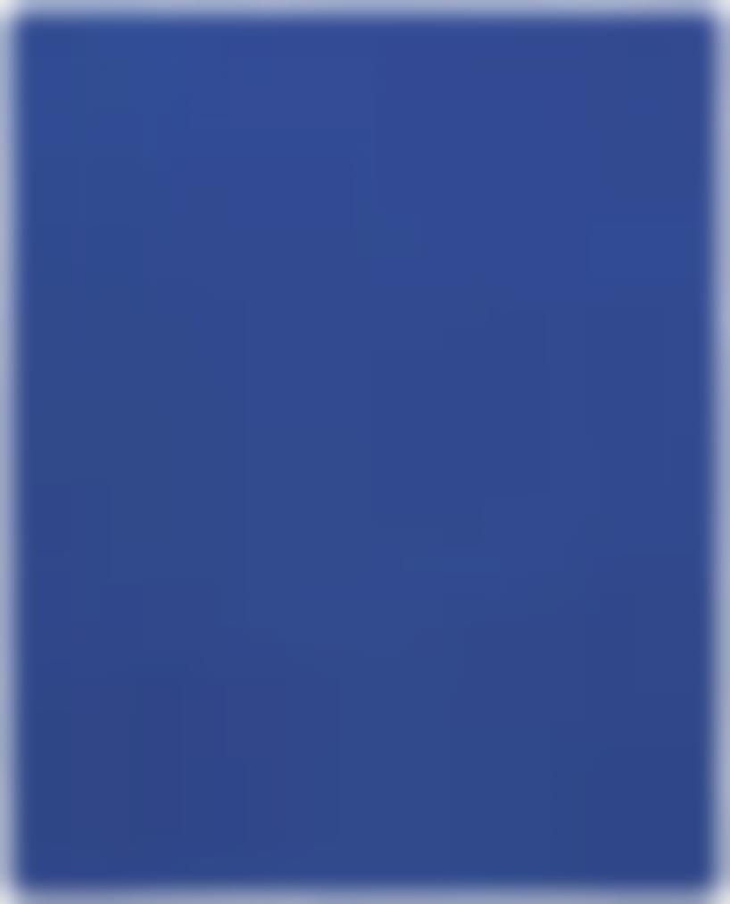 Yves Klein-Untitled Blue Monochrome (Ikb 276)-1959