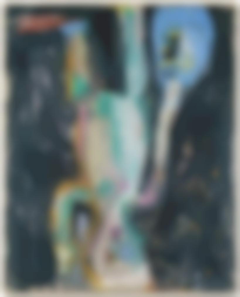 Georg Baselitz-Die Auferstehung (The Resurrection)-1984