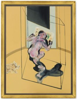 Francis Bacon-Figure In Movement-1972