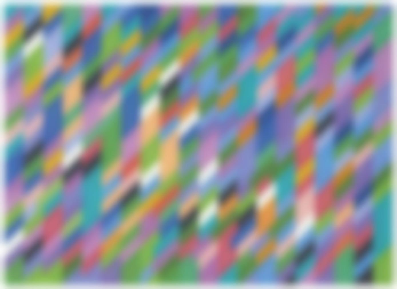 Bridget Riley-Close By-1992
