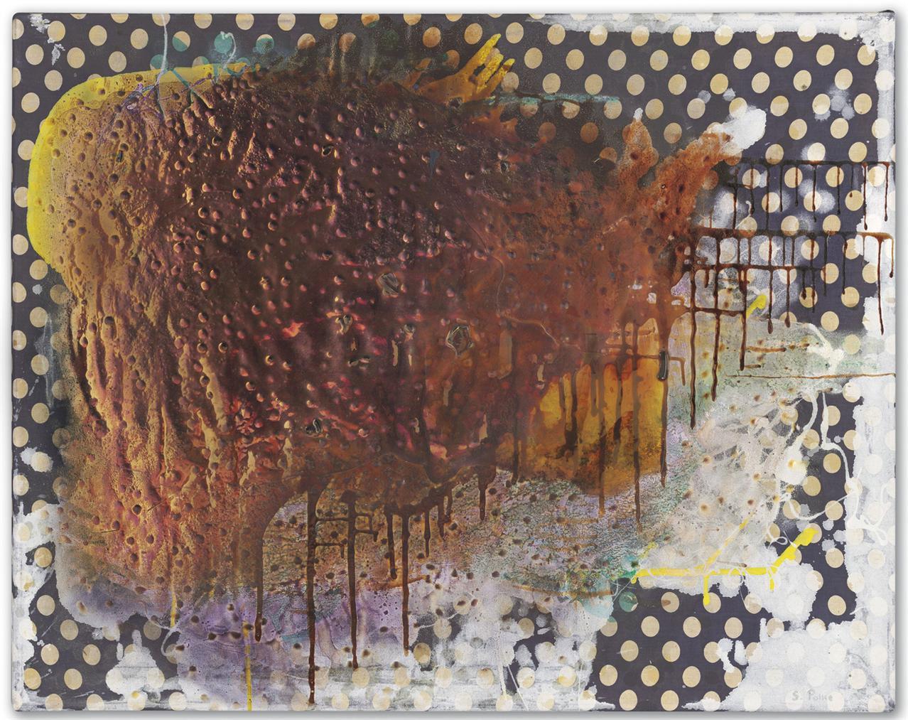 Sigmar Polke-Untitled-1986