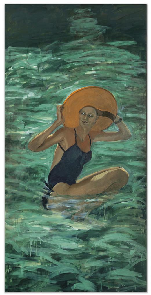 Eric Fischl-Women In Water-1979