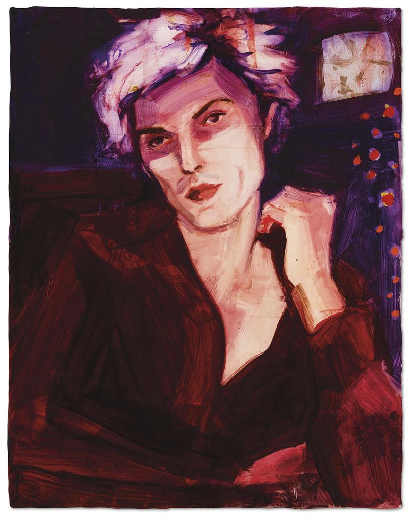 Elizabeth Peyton-Craig-1997