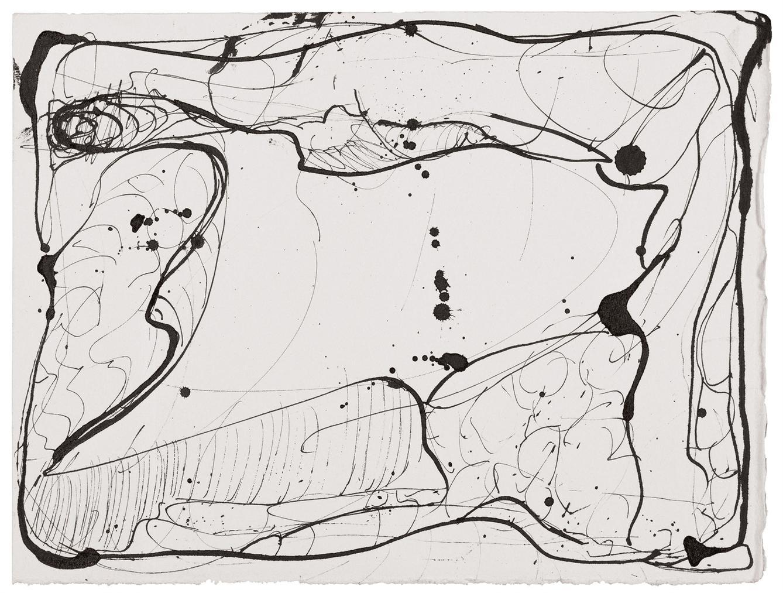 Sam Francis-Untitled (Sf61-122)-1961