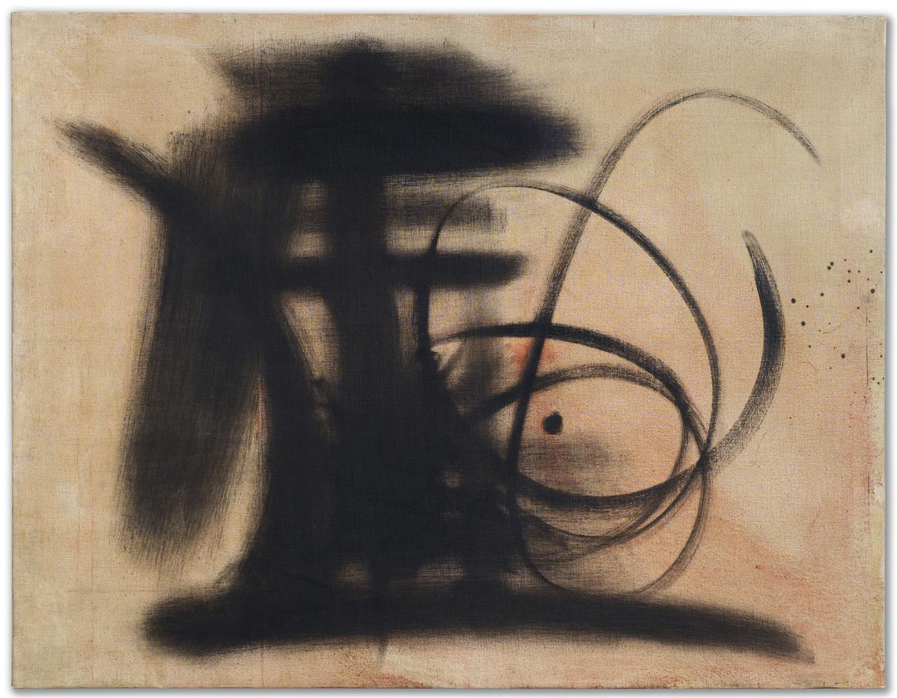 Georges Mathieu-Untitled-1949