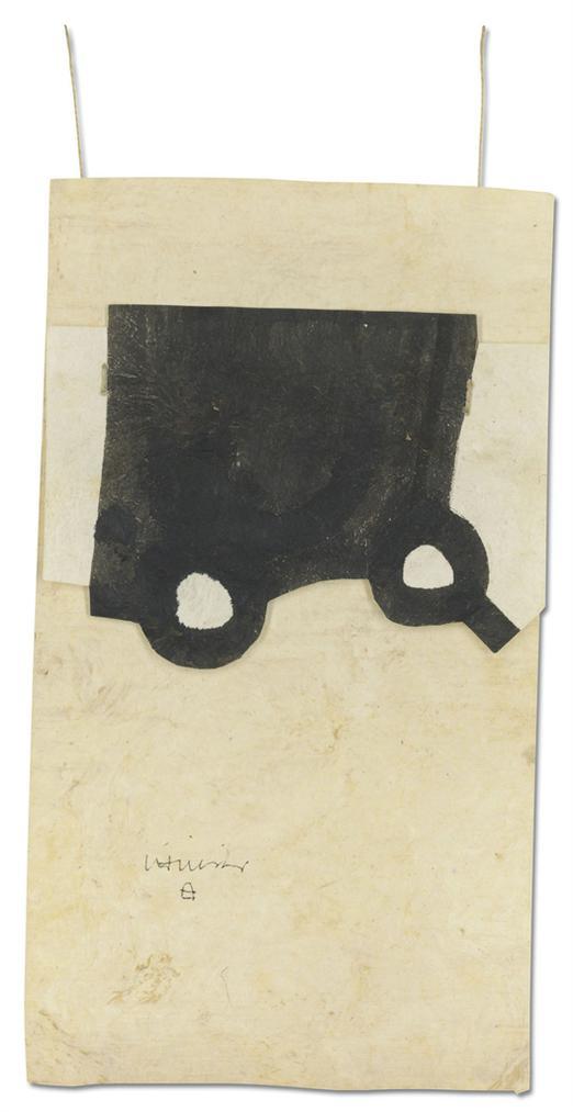 Eduardo Chillida-Gravitacion No. 37 (Gravitation No. 37)-1985