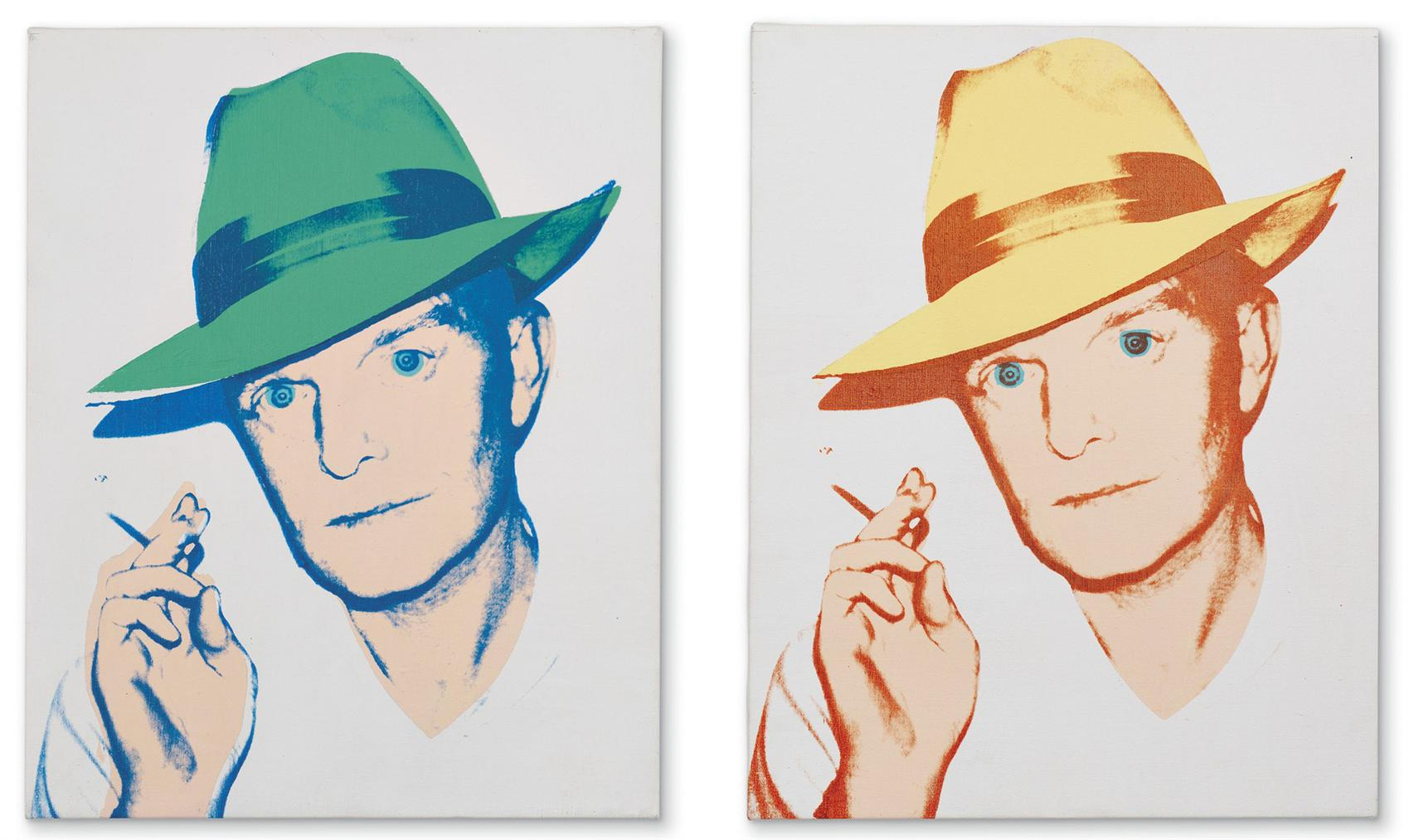 Andy Warhol-Each: Truman Capote-1984
