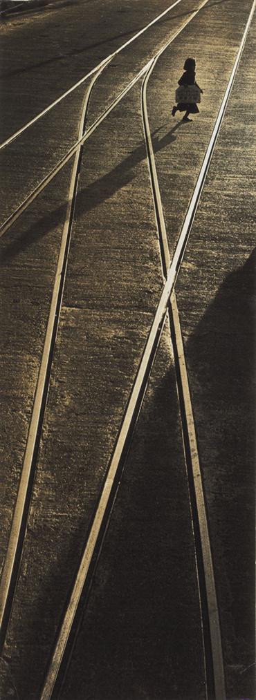 Fan Ho-Tracks Of Fear-1955