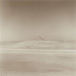 Lynn Davis-Africa #16, Red Pyramid, Dashur, Egypt-1997