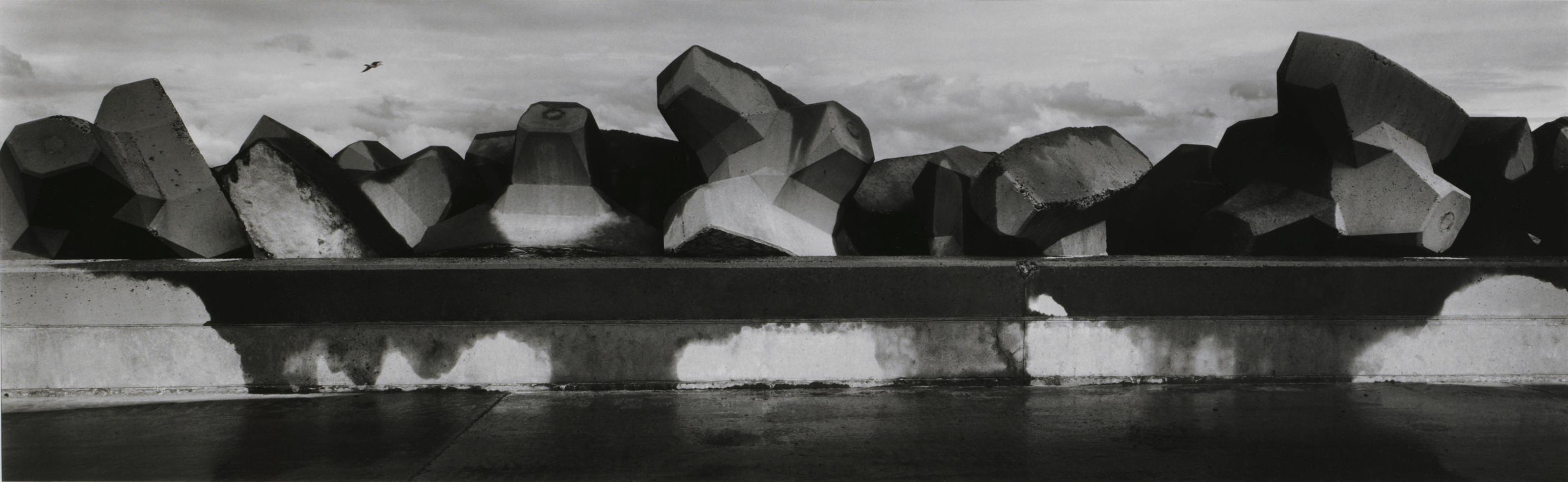 Josef Koudelka-France (Nord Pas-De-Calais), From Chaos-1989