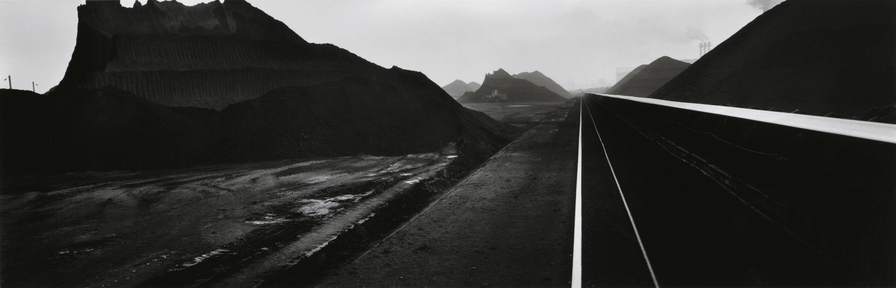 Josef Koudelka-Parc A Charbon - Perspectives-1987