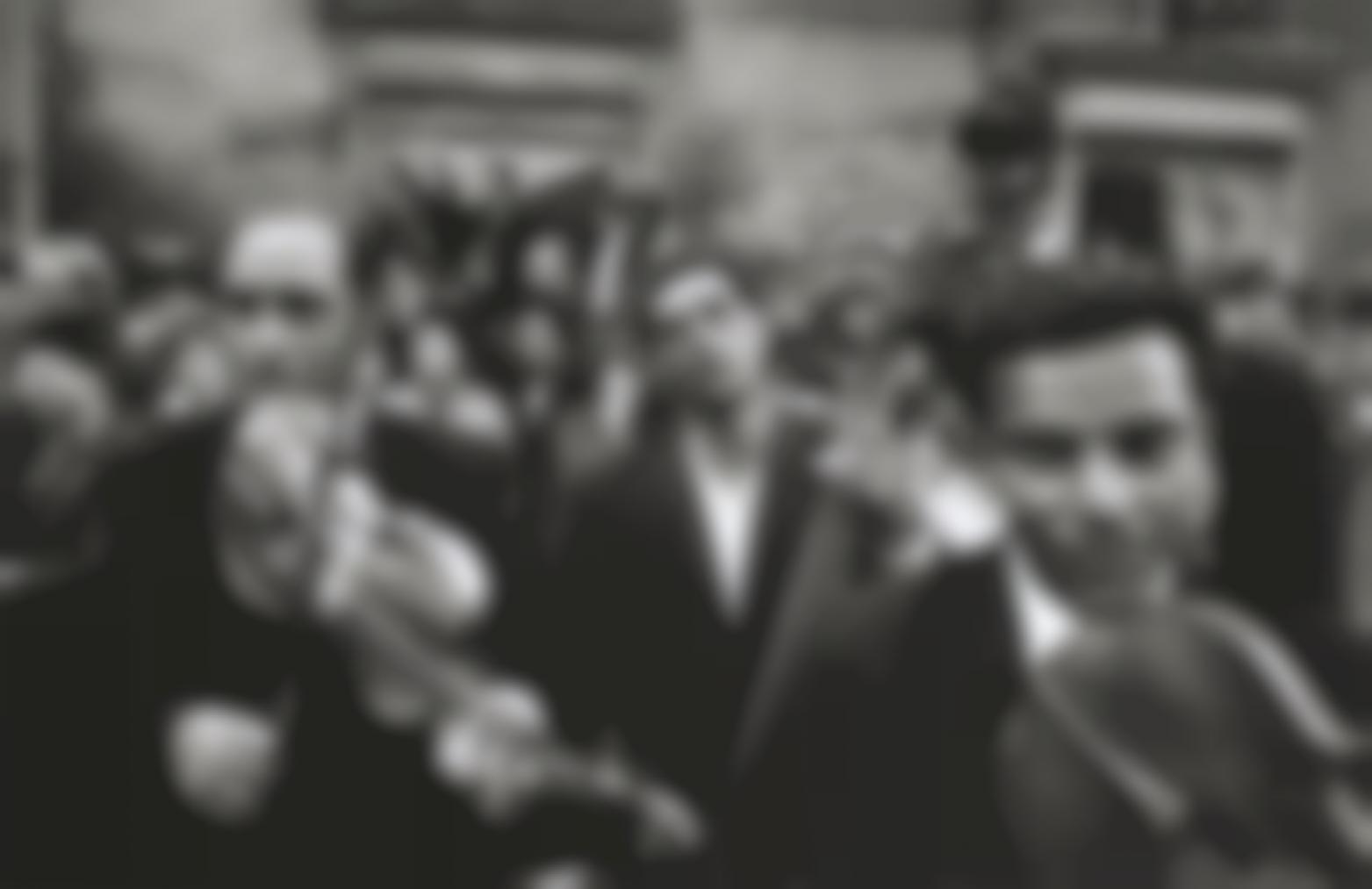 Josef Koudelka-Stra?Nice, Moravia, Czechoslovakia-1966