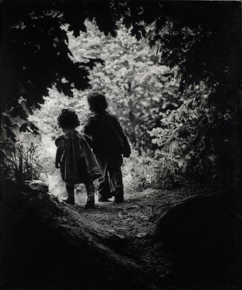W. Eugene Smith-The Walk To Paradise Garden-1946