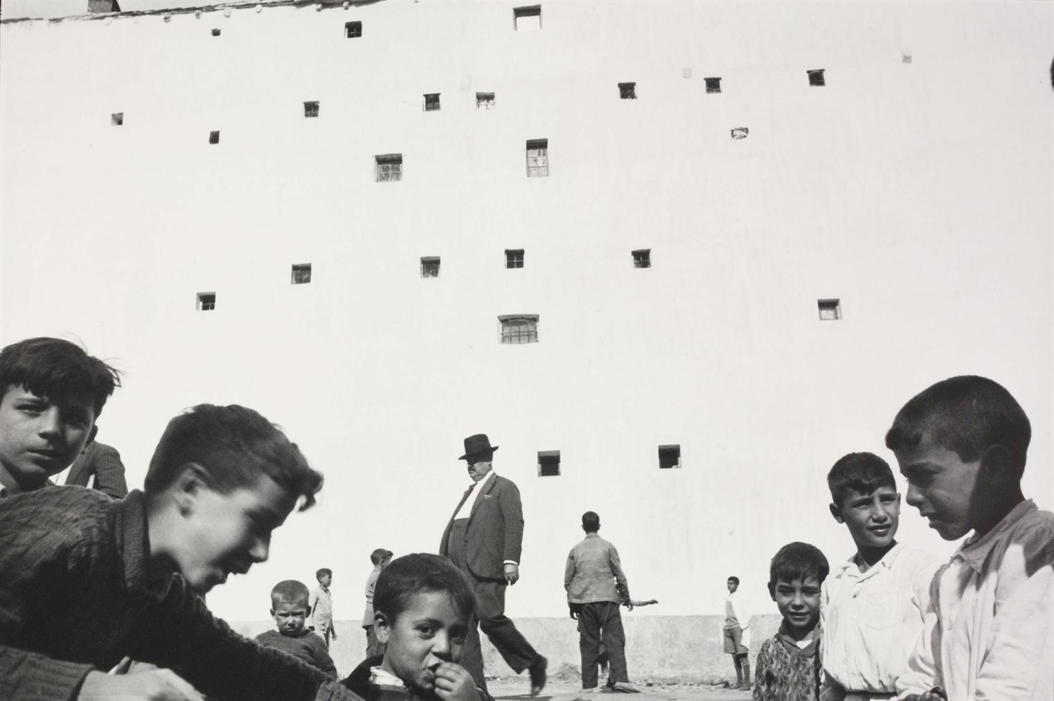 Henri Cartier-Bresson-Madrid-1933