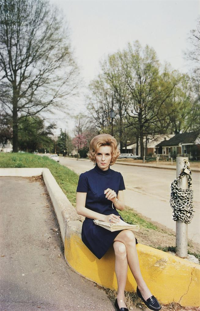 William Eggleston-Memphis-1972