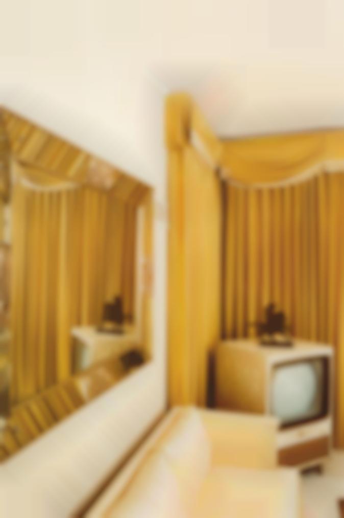 William Eggleston-Untitled, From Graceland-1983