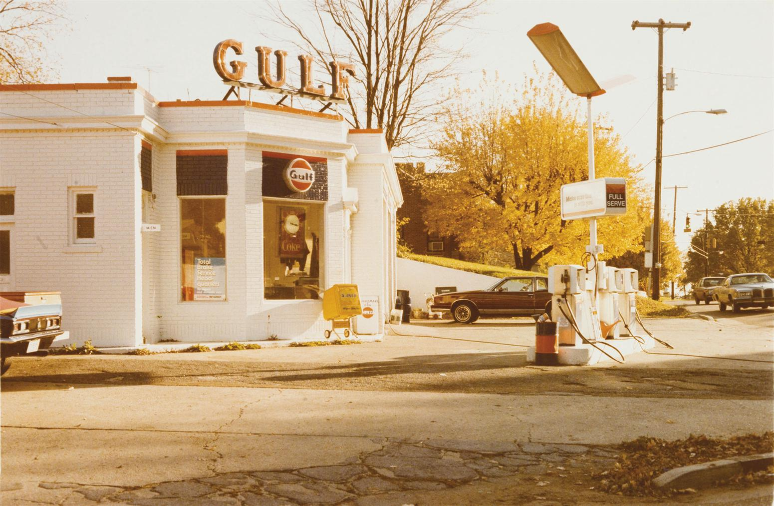 William Eggleston-Untitled (Gulf), 1970s-