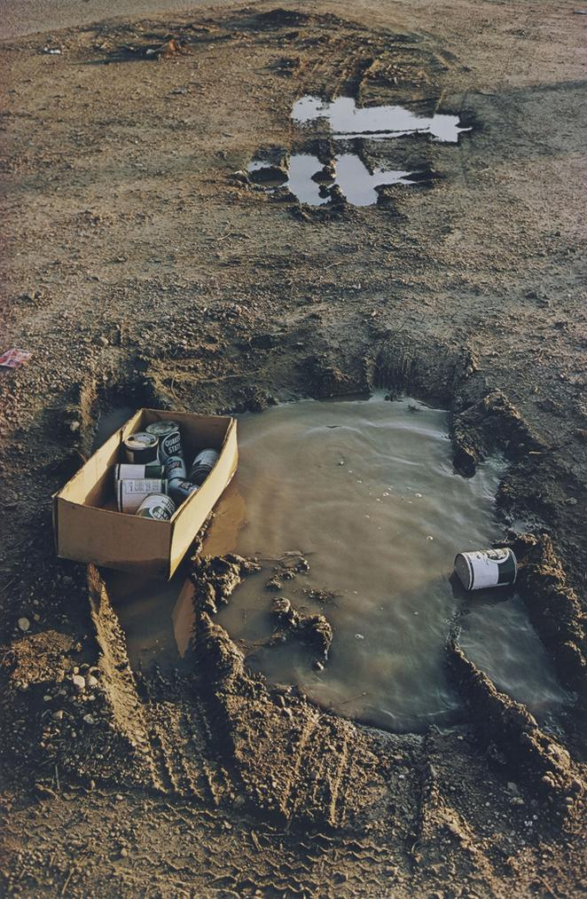 William Eggleston-Untitled, From Troubled Waters-1980