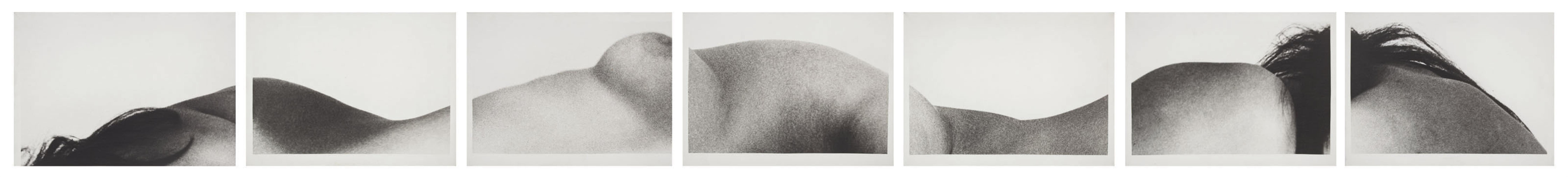 Robert Heinecken-Figure Horizon #4-1972