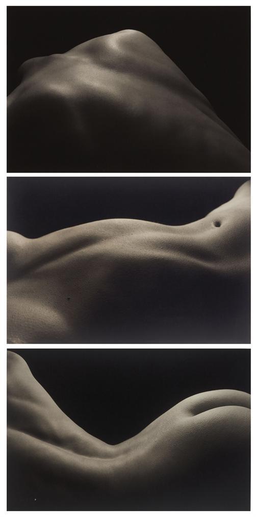 Kenro Izu-Three Still Life Images, 1993-1994-