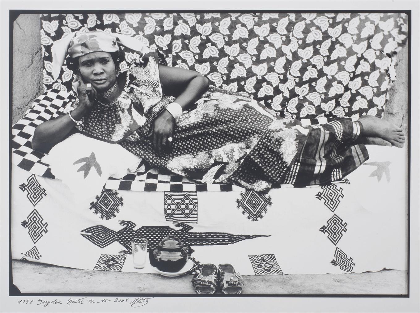 Seydou Keita-Untitled, 1952-1955-1955
