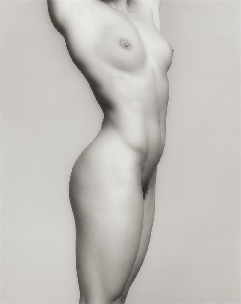 Robert Mapplethorpe-Lydia Cheng-1985