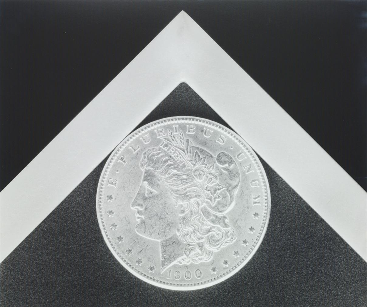 Robert Mapplethorpe-Coin-1988