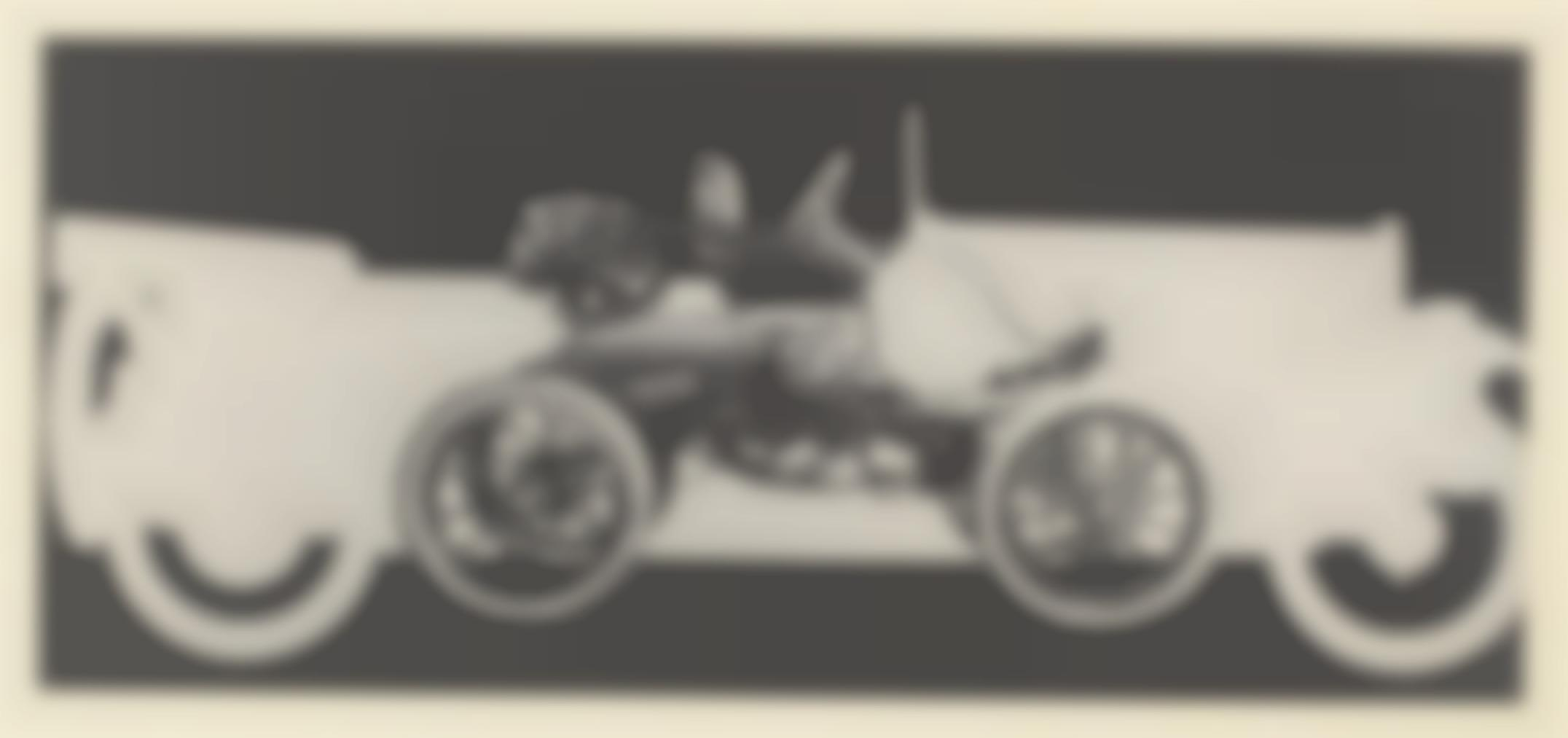 Paul Outerbridge-Advertisement For Marmon Motor, New York-1920