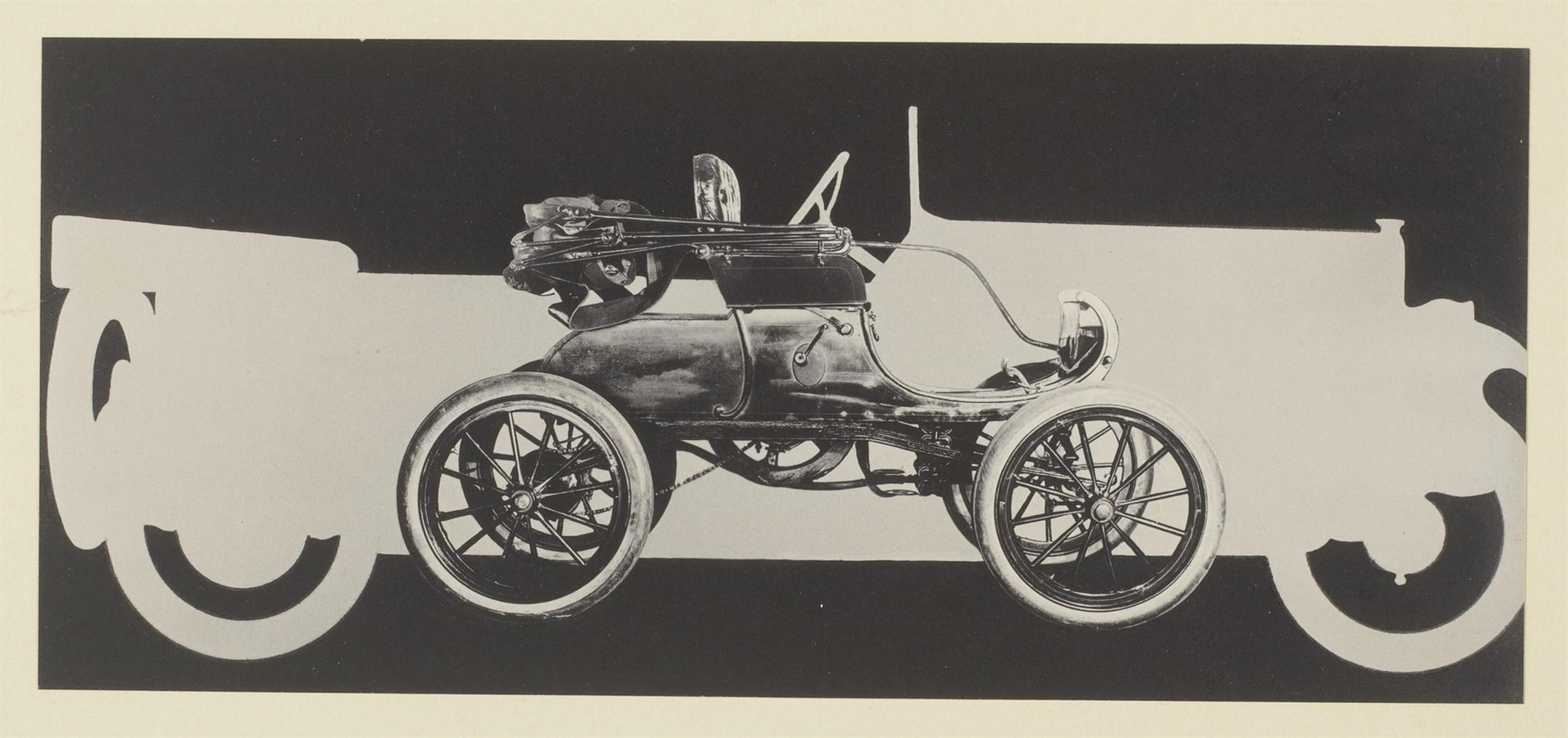 Paul Outerbridge-Advertisement For Marmon Motor, New York-1920