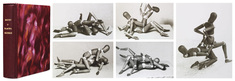 Man Ray-Mr. & Mrs. Woodman-1970
