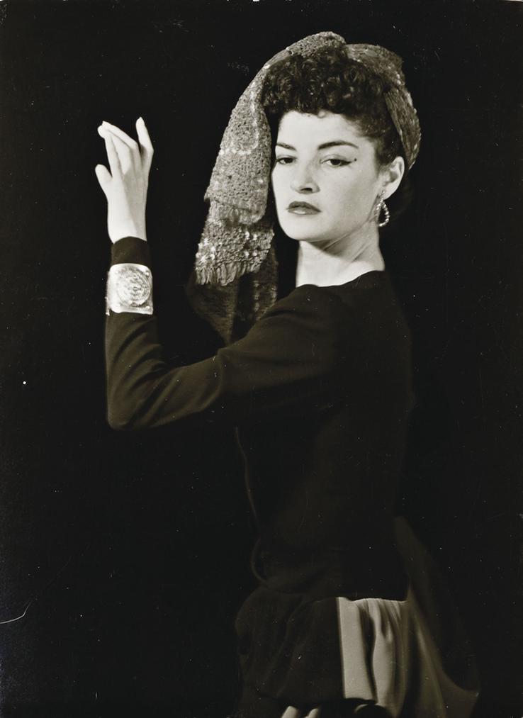 Man Ray-Juliet-1947
