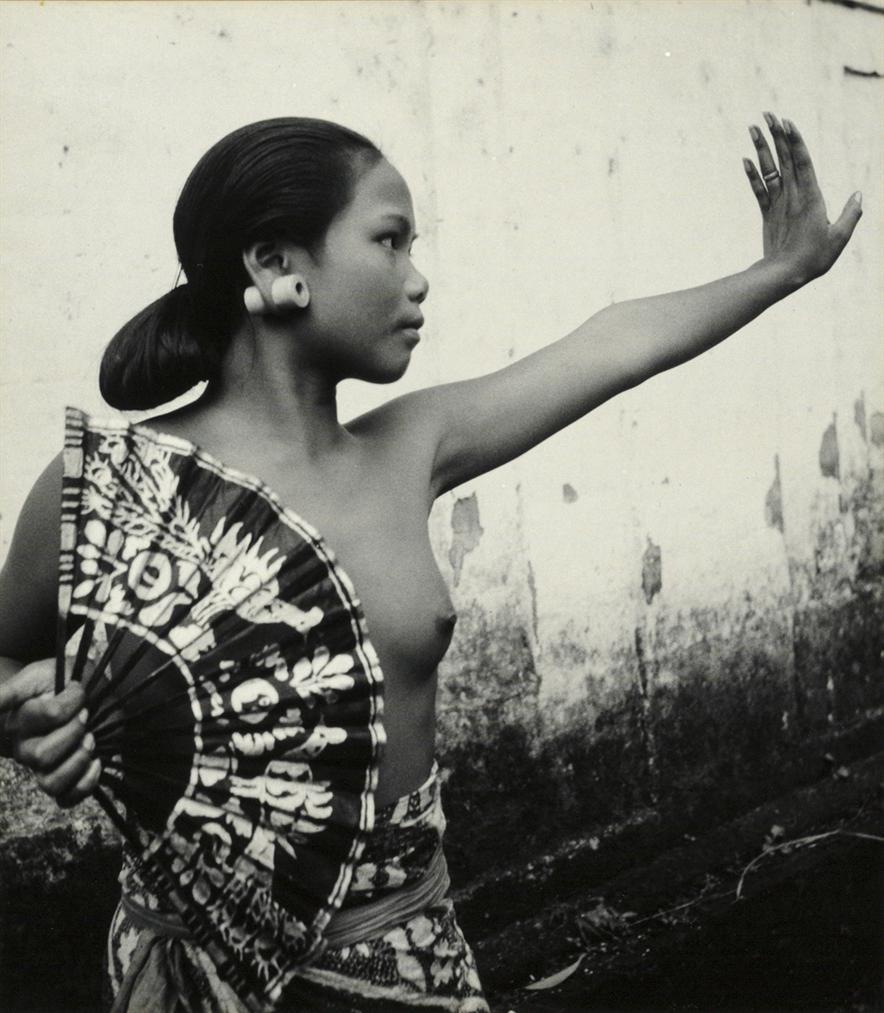 Robert Imandt - Balinese Woman, 1930s-