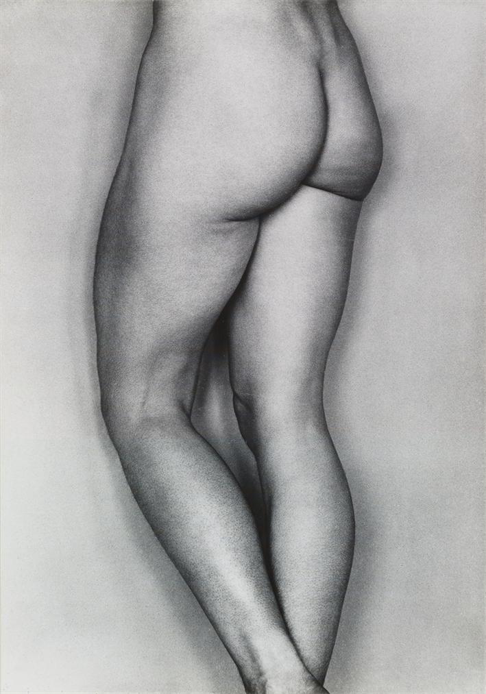 Edward Weston-Bertha, Glendale-1927