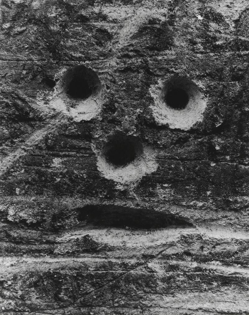 Brassai-Graffiti #17, 1944-1945-