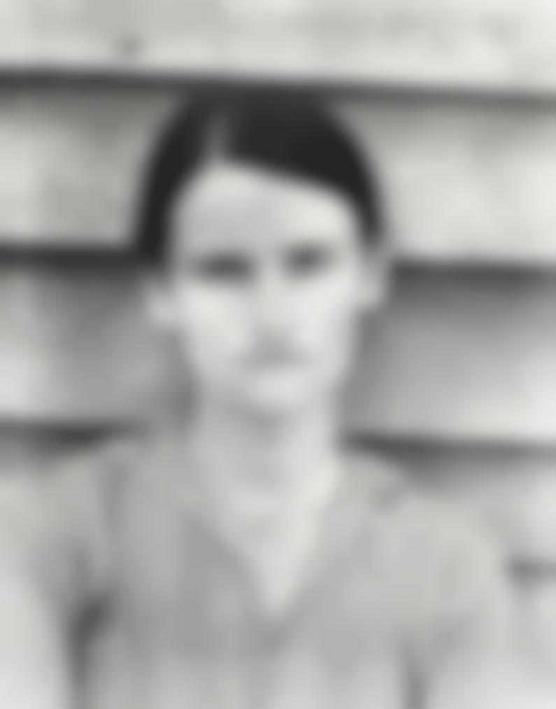 Walker Evans-Allie Mae Burroughs, Hale County, Alabama-1936