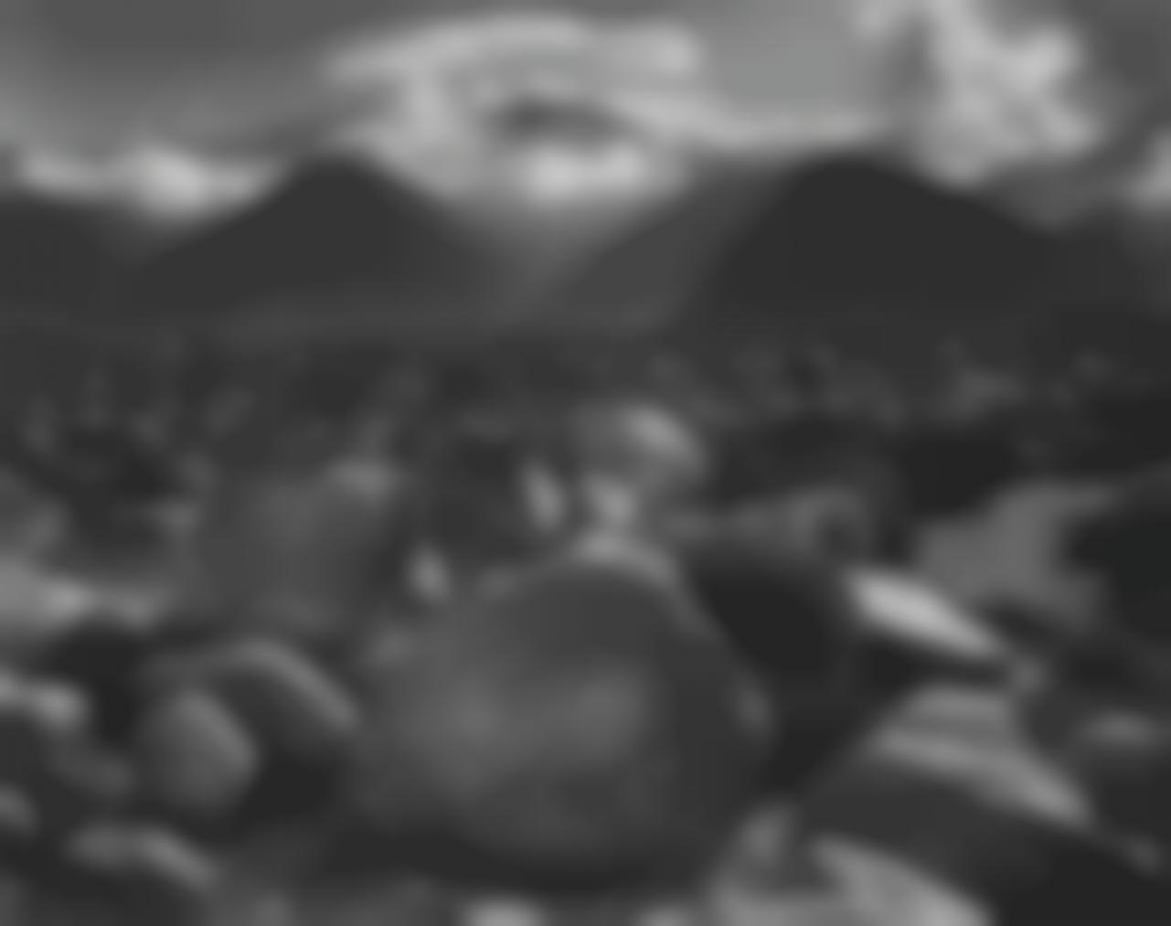 Ansel Adams-Mount Williamson, Sierra Nevada, From Manzanar, California-1944