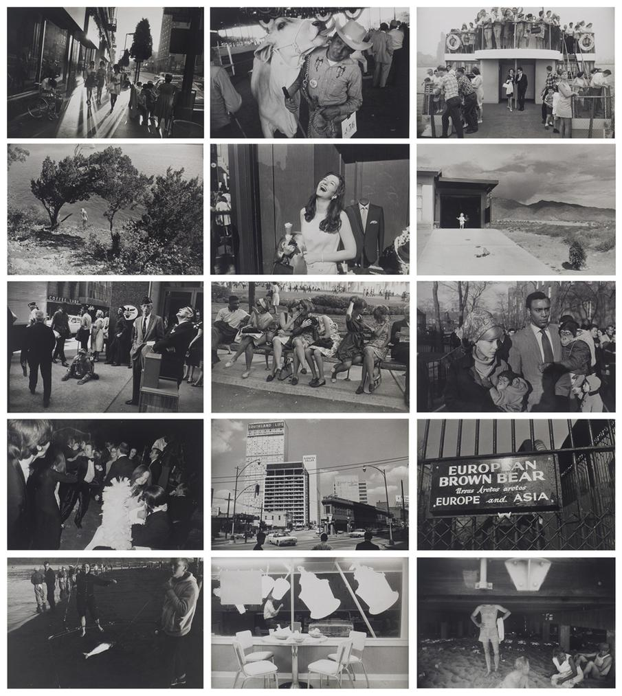Garry Winogrand-Fifteen Photographs-