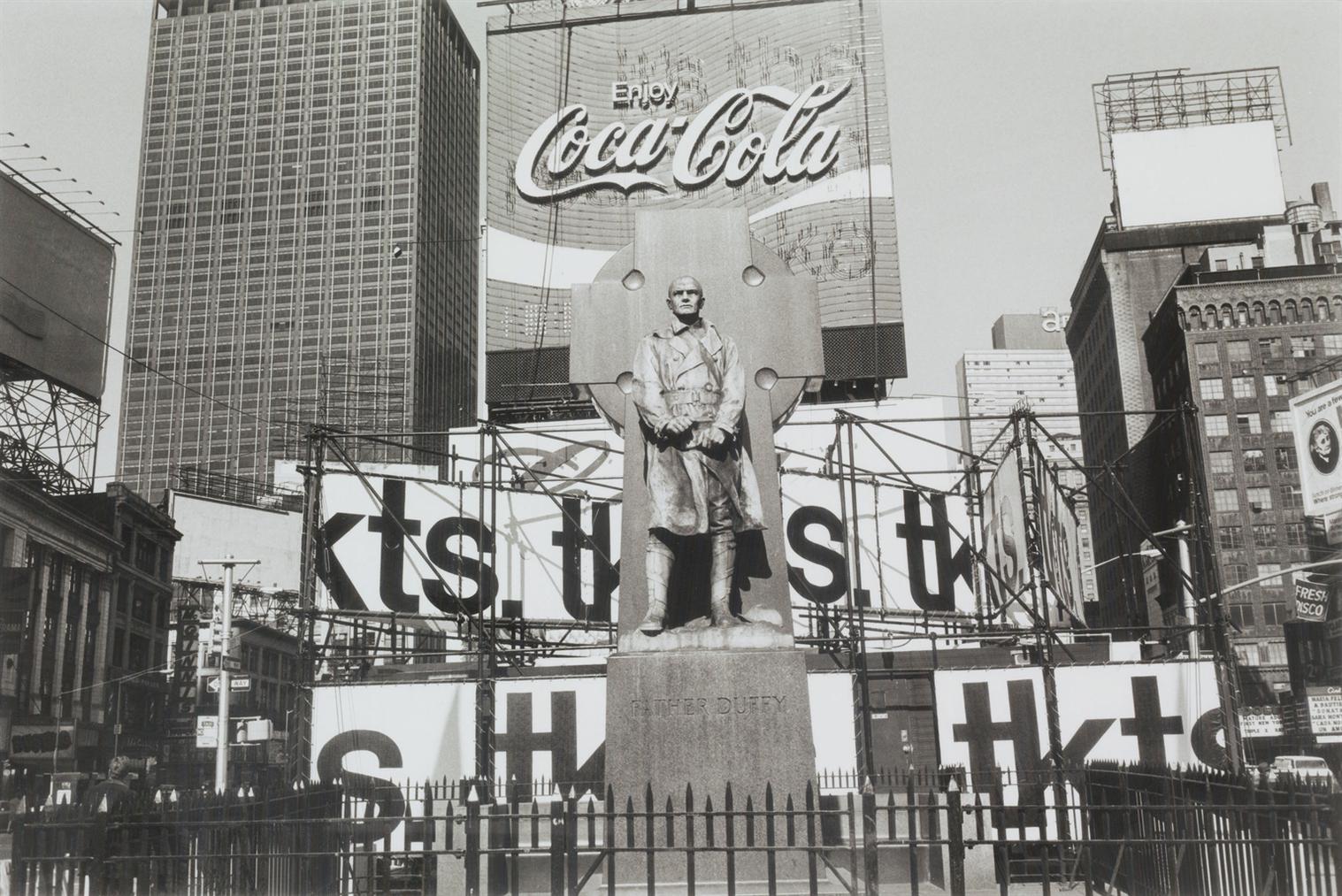 Lee Friedlander-New York City-1974
