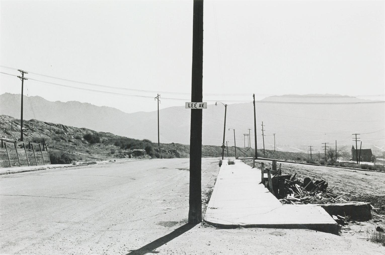 Lee Friedlander-Butte, Montana-1970