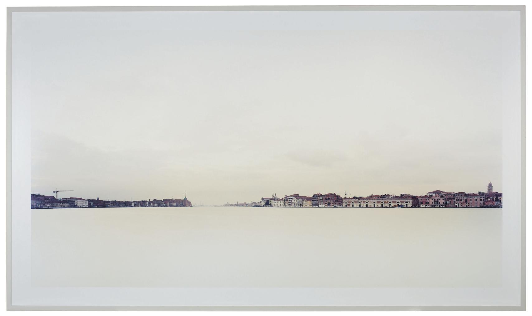 Sze Tsung Leong-Canale Della Guidecca II, Venezia, From Horizons-2007