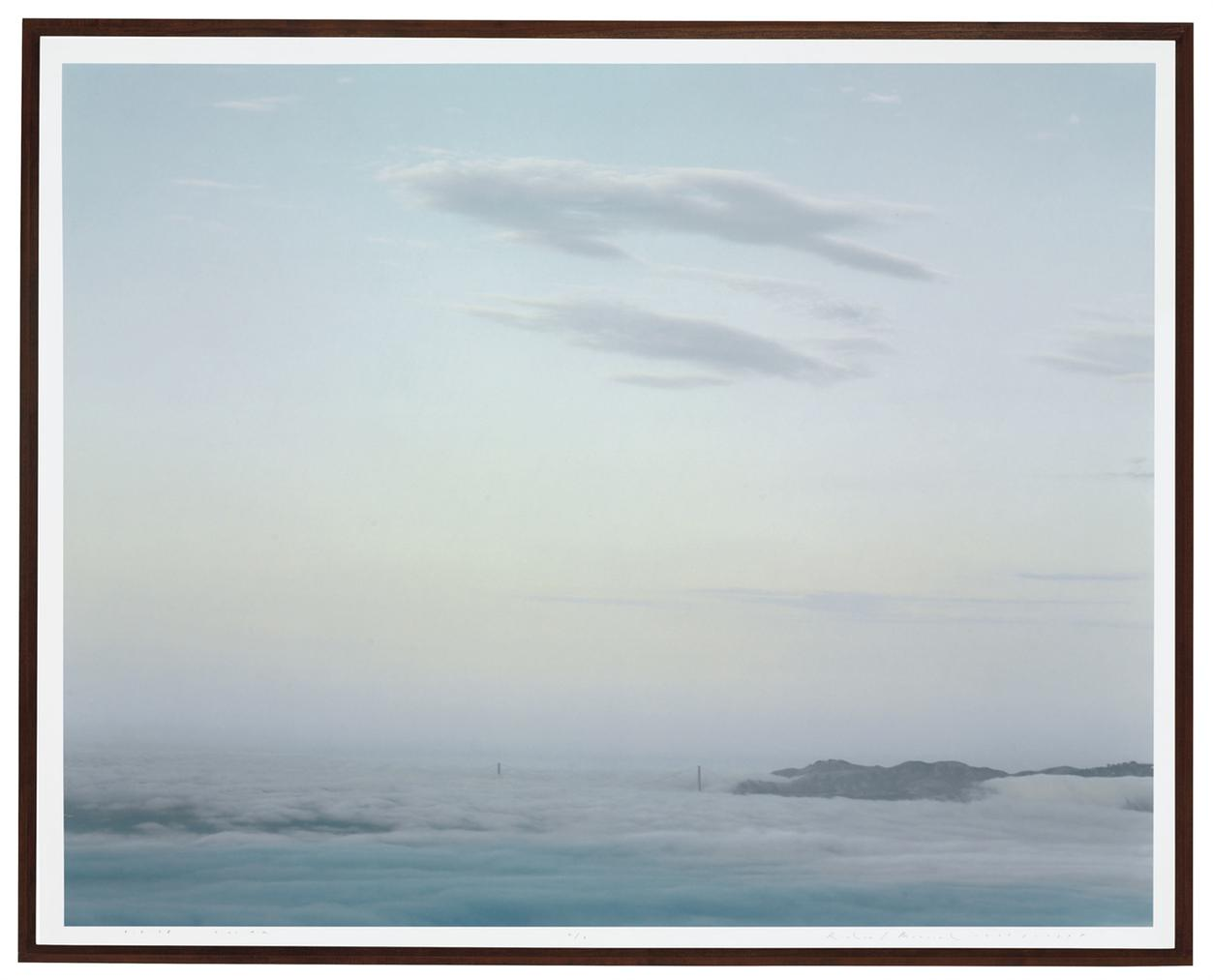 Richard Misrach-9.4.98, 7:01 A.M. (View From My Front Porch)-1998