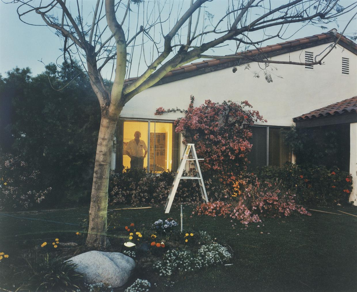 Larry Sultan-Los Angeles, Early Evening, From Pictures From Home-1986
