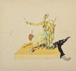 Victor Brauner-Sans Titre-1936