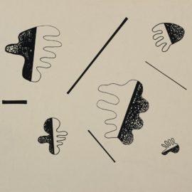 Wassily Kandinsky-Sans Titre-1933