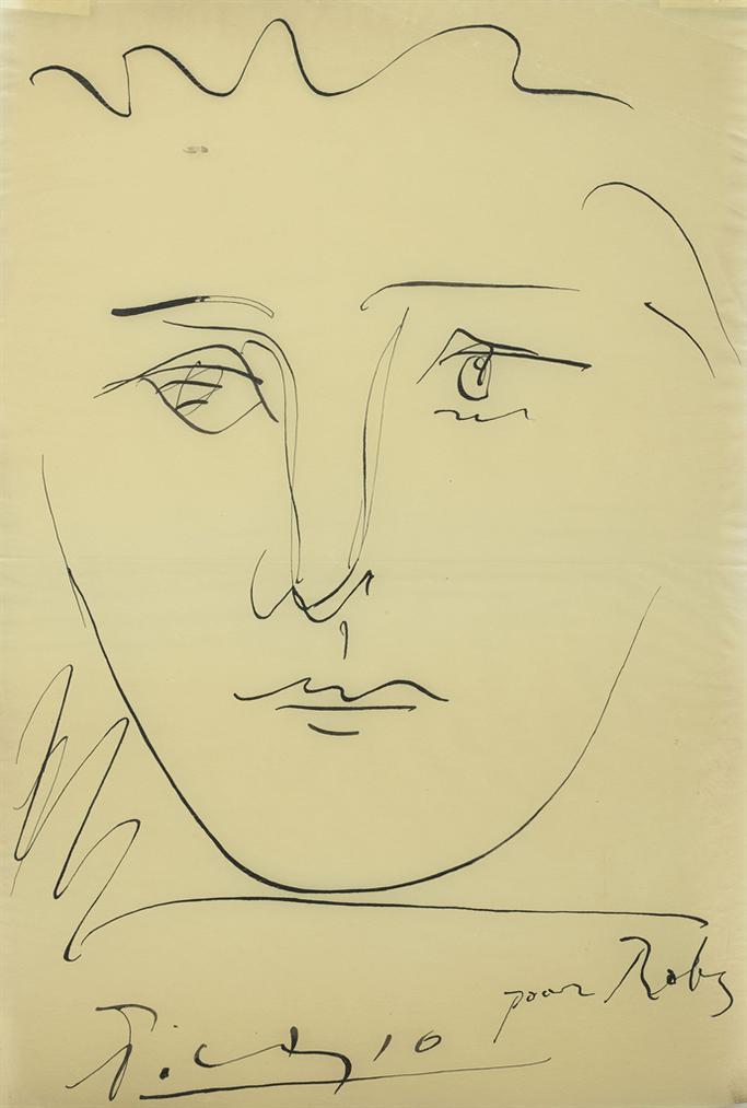 Pablo Picasso-Lage De Soleil-1950