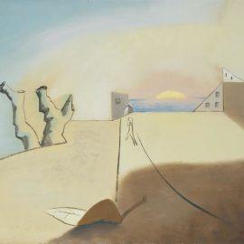 Leopold Survage-Paysage-1930