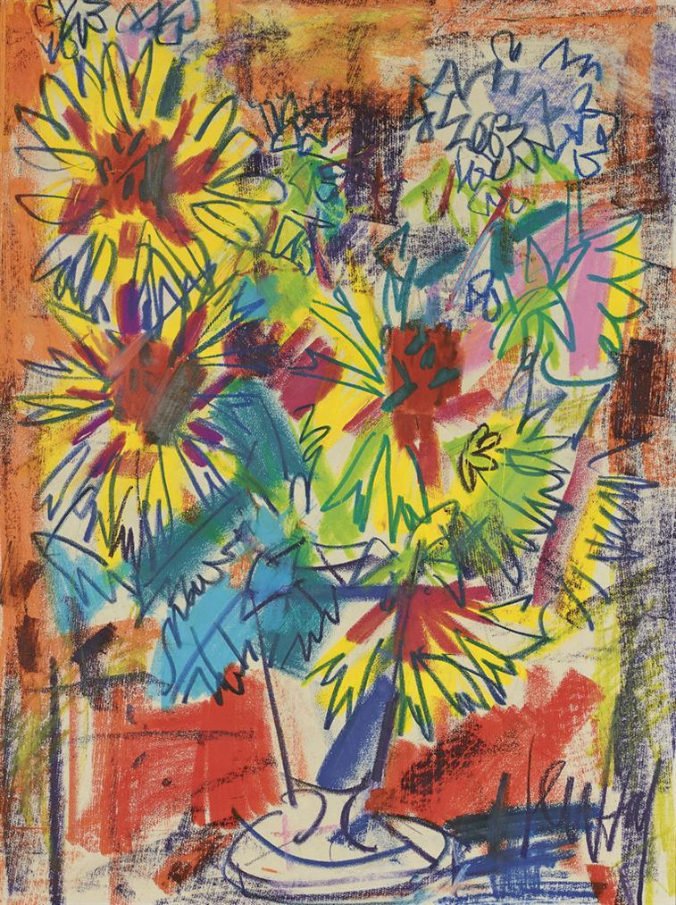 Gen Paul-Bouquet De Fleurs-1960