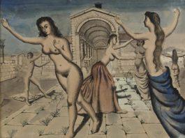 Paul Delvaux-Les Sirenes-1937