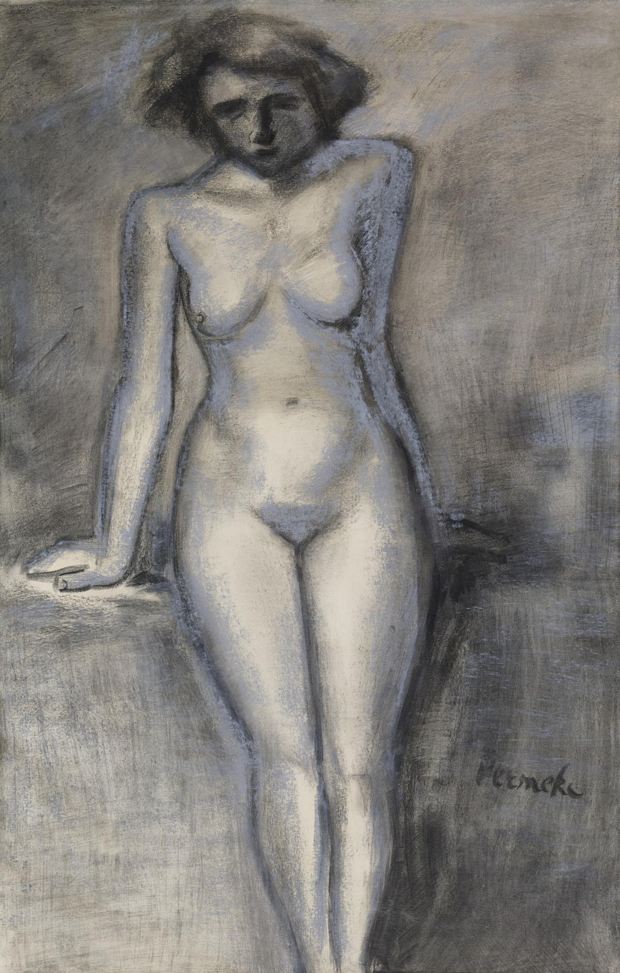 Constant Permeke-Nu Assis-1949